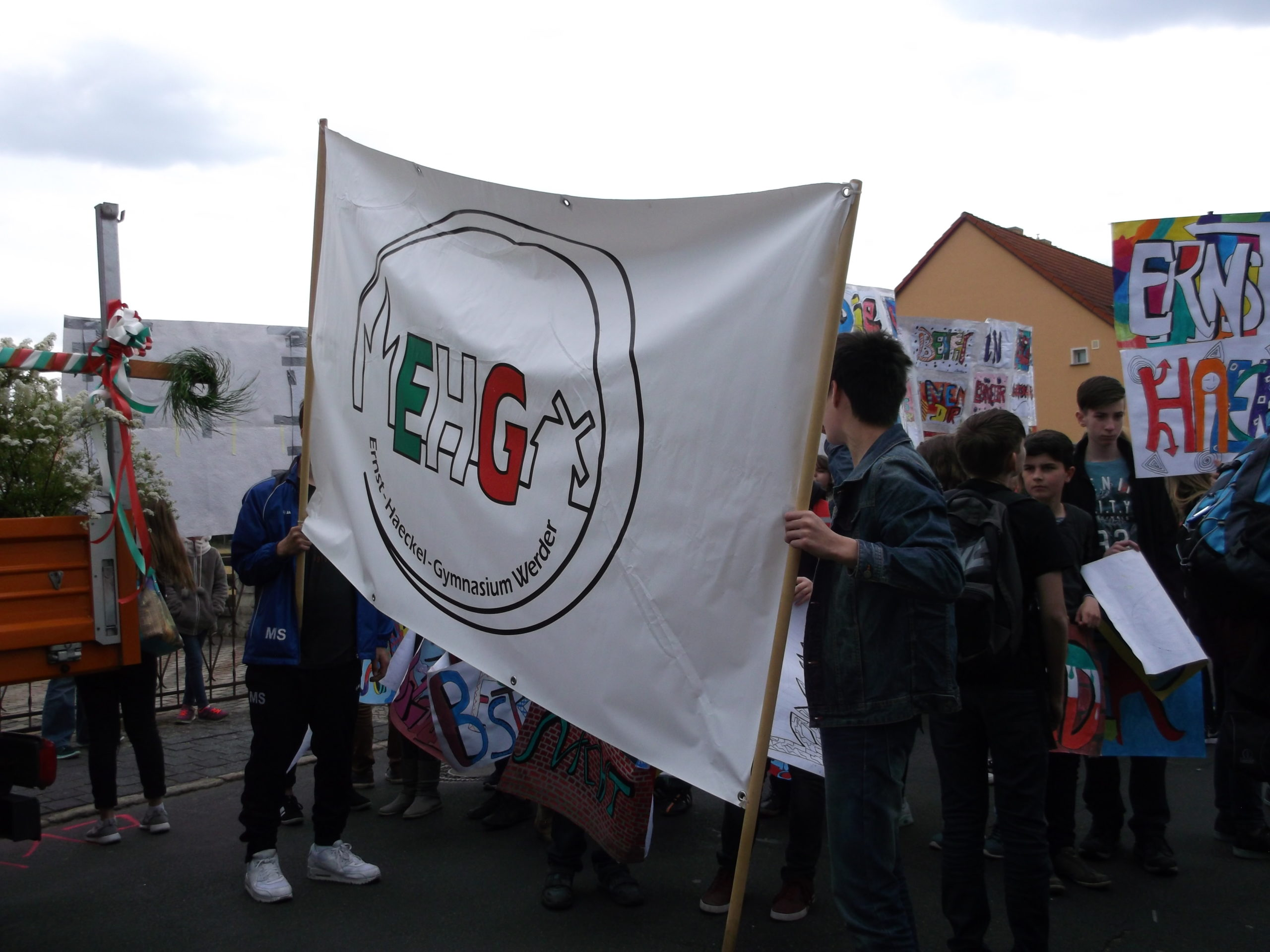Gymnasium in kommunaler Trägerschaft der Stadt Werder (Havel)